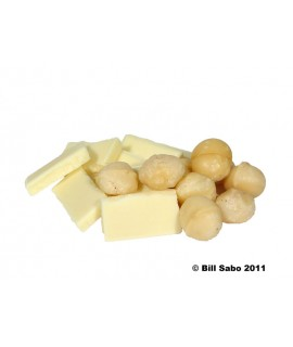 Organic White Chocolate Macadamia Nut Flavor Extract