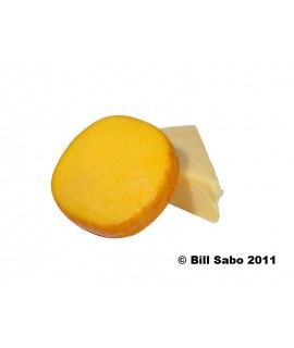 Cheese Organic Flavor Emulsion for High Heat Applications