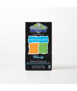 Aromatheratea Tea 24 Tea Bags - Clarity