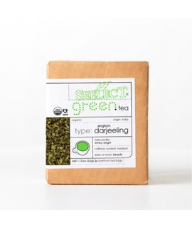 Singtom Green Tea (Estate Grown, 24 Premium Tea Bags)