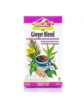 Blends and Formulas Tea Bag - Ginger Blend