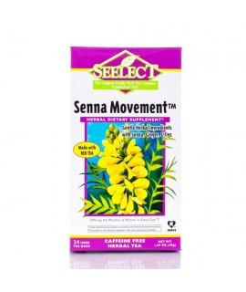 Blends and Formulas Tea Bag - Senna Movement