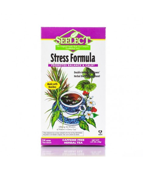 Blends and Formulas Tea Bag - Stress Formula