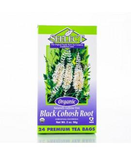 Organic Black Cohosh Root Tea (24 Tea Bags)