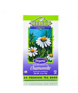 Chamomile Organic Tea (24 Tea Bags)