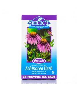 Organic Echinacea Herb Tea (24 Tea Bags)