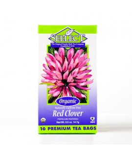 Organic Red Clover Tea (16 Tea Bags)