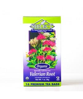 Organic Valerian Root Tea (16 Tea Bags)