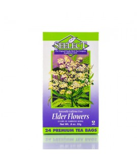 Elder Flowers Tea 24 Premium Tea Bags