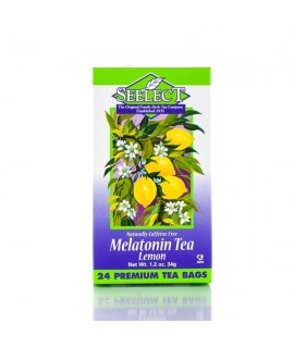 Melatonin Tea (Lemon) 24 Premium Tea Bags