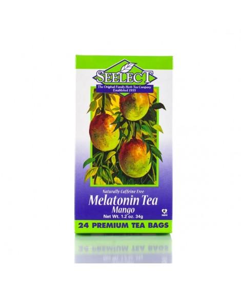 Melatonin Tea (Mango) 24 Premium Tea Bags