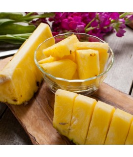 Organic Pineapple Flavor Concentrate For Frozen Yogurt