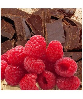 Organic Chocolate Raspberry Flavor Powder (Sugar Free, Calorie Free)