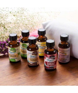 Newport Flavors Sample Pack of Organic Fragrance Emulsions (Water Soluble)