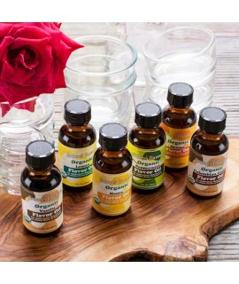 Newport Flavors Sample Pack of Organic Flavor Oils