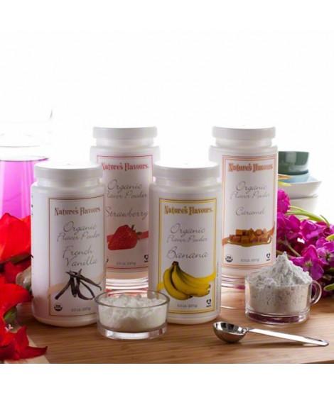 Newport Flavors Sample Pack of Organic Flavor Powders