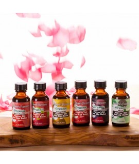 Newport Flavors Sample Pack of Organic Lip Balm Flavor Oils