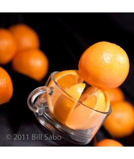 Organic Tropical Orange Flavor Concentrate For Frozen Yogurt