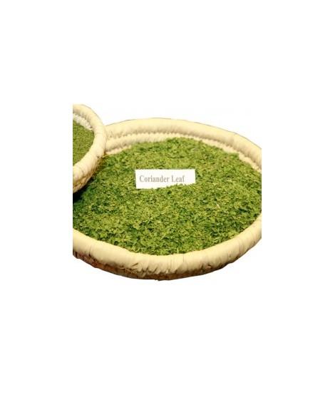 Organic Coriander Flavor Powder (Sugar Free, Calorie Free)