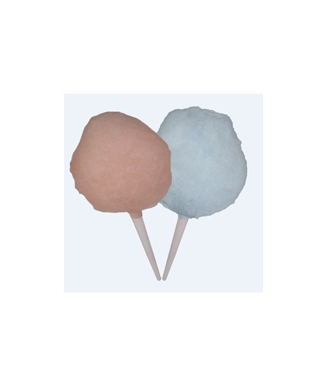 Organic Cotton Candy Flavor Powder (Sugar Free, Calorie Free)