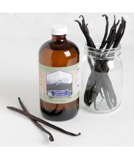 Organic Halal Vanilla Flavor Extract Kit