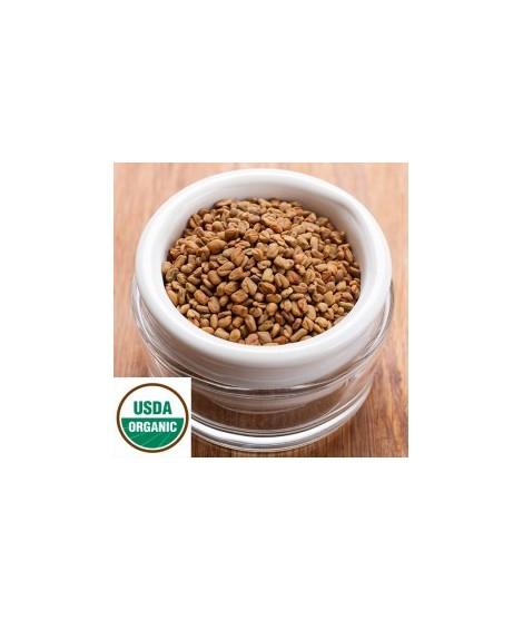 Organic Fenugreek Flavor Powder (Sugar Free, Calorie Free)