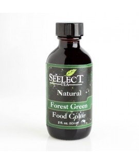 Forest Green Food Color (Liquid)