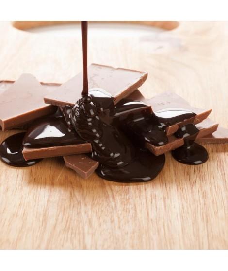 Chocolate Fudge Organic Flavor Emulsion for High Heat Applications