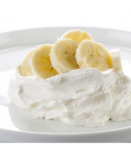 Banana Cream Flavor Powder