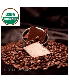 Organic Mocha Flavor Powder (Sugar Free, Calorie Free)