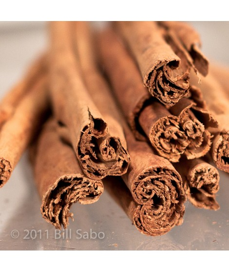 Cinnamon Organic Flavor Emulsion for High Heat Applications