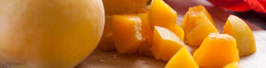 Organic Fruit Glaze